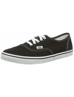 Van Authentic Synthetic Lace Up Sneakers