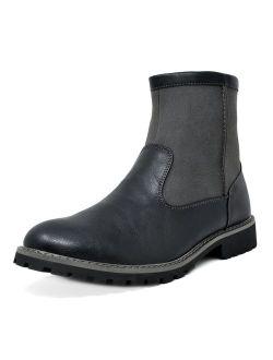 Bruno Marc Men's Chelsea Boots