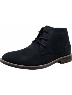 Men's Chelsea Boots Suede Casual Boot Elastic Ankle Boot For Men