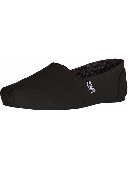 Skechers BOBS Women's Bobs Plush-Peace & Love