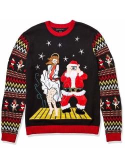Men's Ugly Christmas Jesus Sweater