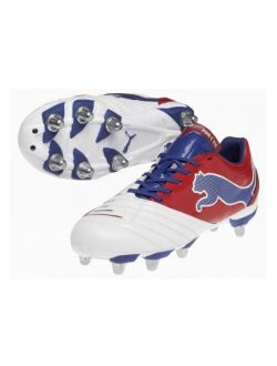 Powercat 3.12 H8 Adults White/red/blue Boots