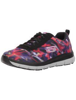 Women's Comfort Flex Sr Hc Pro Health Care Professional Colorful Shoe