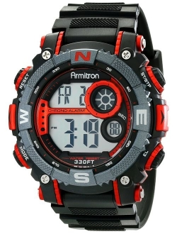 Sport Men's 40/8284 Digital Chronograph Watch