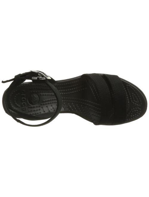 Crocs Women's Leigh Wedge Sandal