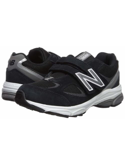 New Balance Kids' 888v2 Hook and Loop Running Shoe