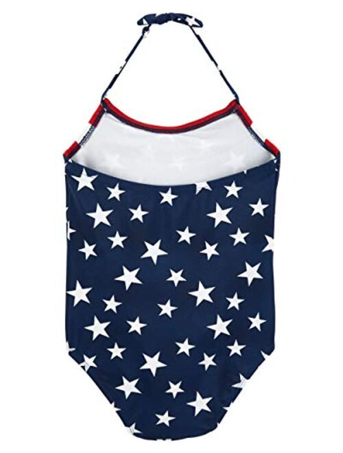 OshKosh B'Gosh Girls' One-Piece Swimsuit