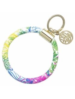 Round Key Ring Keychain Bracelets