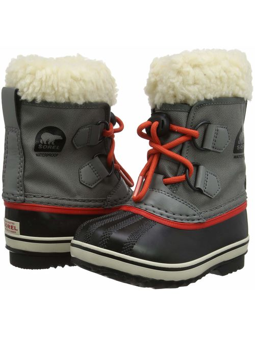 SOREL Children's Yoot Pac Nylon Snow Boot