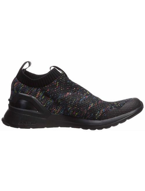 adidas Kids' RapidaRun Laceless Knit Running Shoe