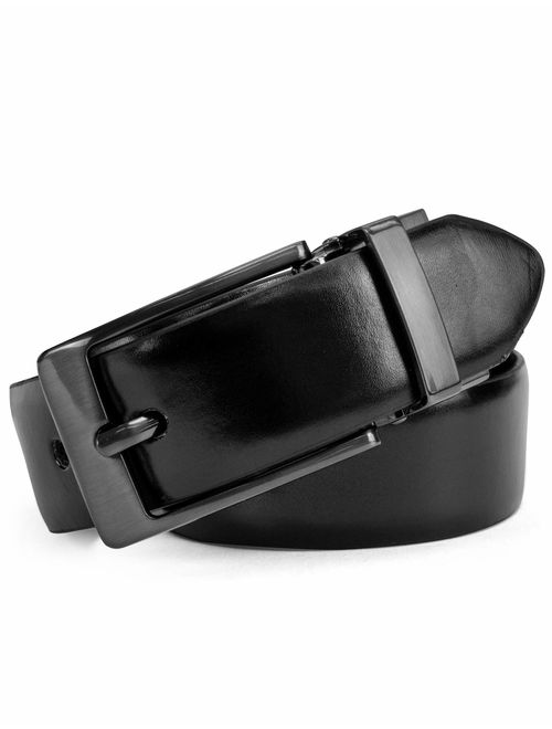 Timberland Boys Leather Belt for Kids