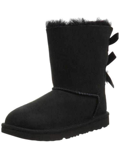 UGG Kids K Bailey Bow II Fashion Boot