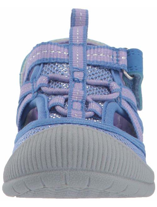 OshKosh B'Gosh Kids Myla Girl's Mesh Athletic Bumptoe Sandal