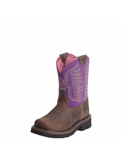 ARIAT Kids' Fatbaby Thunderbird Western Boot