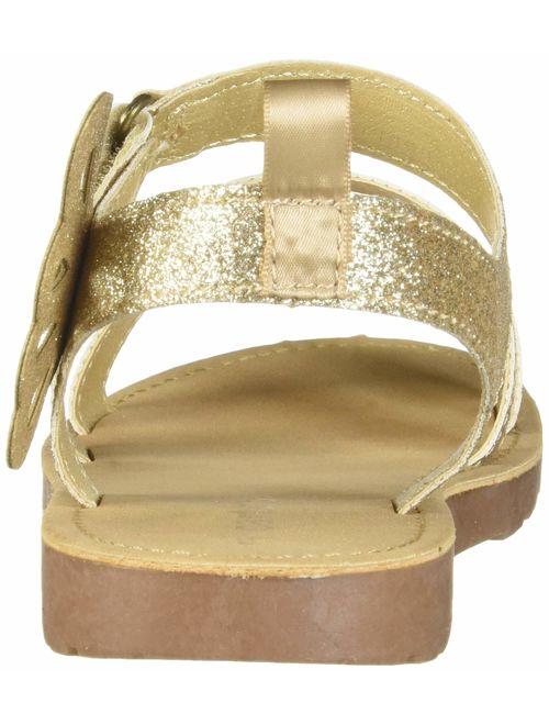 Carter's Kids Eliza Girl's Glittery Butterfly Sandal