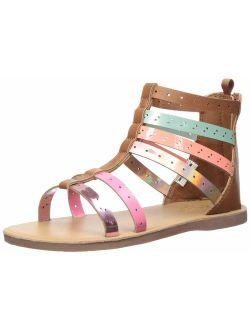 Kids Mila Girl's Embellished Gladiator Sandal
