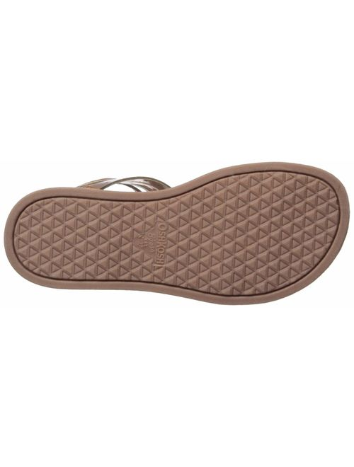 OshKosh B'Gosh Kids Mila Girl's Embellished Gladiator Sandal