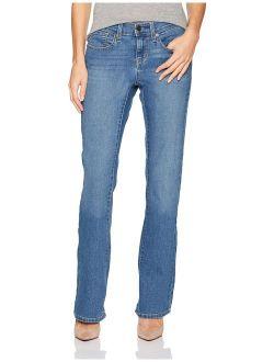 Gold Label Women's Curvy Bootcut Jeans