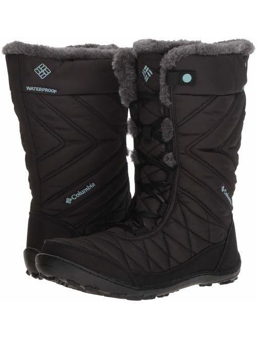 Columbia Kids' Youth Minx Mid Iii Waterproof Omni-Heat Snow Boot