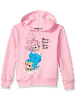 Nickelodeon Girls' Toddler Shimmer and Shine Pullover Fleece