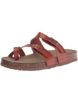 Kids' Jbeached Flat Sandal,