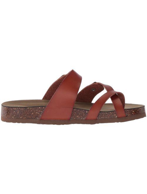 Steve Madden Kids' Jbeached Flat Sandal,