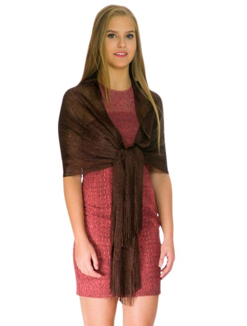 SHINEGLITZ Shawls And Wraps For Evening Dresses And Evening Wear