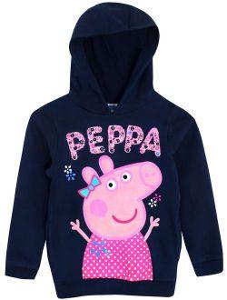 Peppa Pig Girls' Peppa Hoodie
