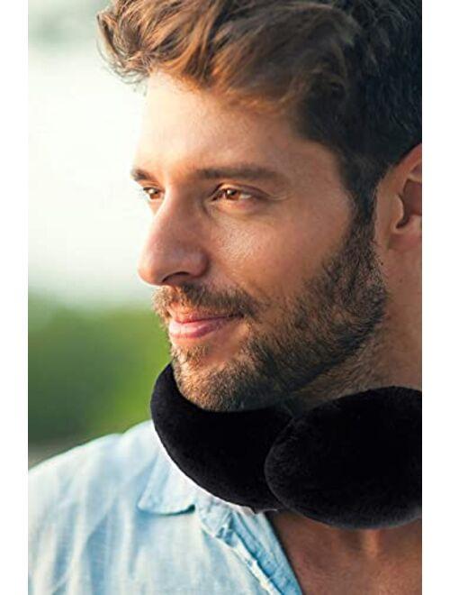 Simplicity Unisex Warm Faux Furry/Fleece Winter Outdoor EarMuffs