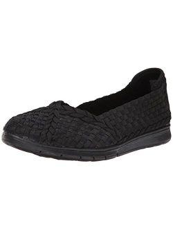 M Skechers Women's Pureflex Fashion Slip-on Flat