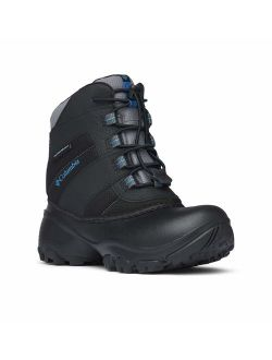 Unisex-kids Youth Rope Tow Iii Waterproof Snow Boot