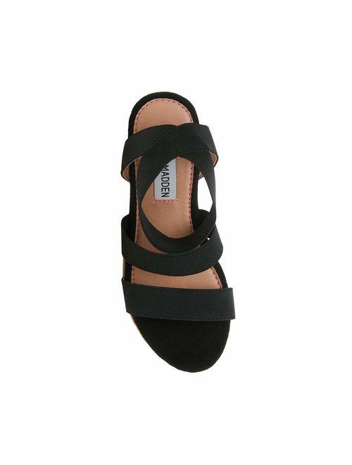 Steve Madden Kids' Jbandi Espadrille Wedge Sandal