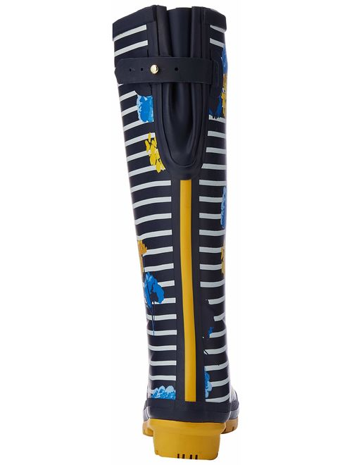 Joules Welly Print Rain Boot