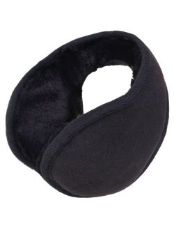 Men Winter Outdoors Ultra-Soft Plush Faux Fur Earmuffs