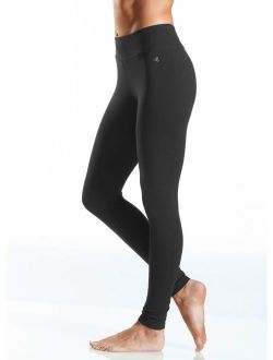 Women's Ankle Legging With Wide Waistband