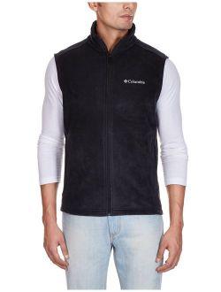 Men's Cathedral Peak Front-zip Fleece Vest