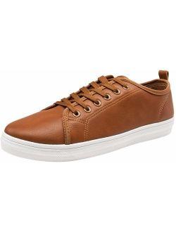 Men's Casual Shoes Memory Foam Fashion Sneakers Canvas Skateboarding Shoes
