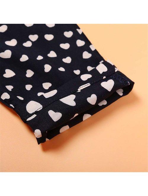 Toddler Little Girls One-Pieces Floral Corset Romper Jumpsuit Harem Pants Overalls