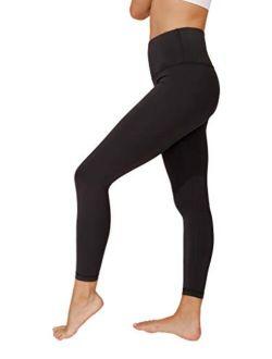 High Waist Compression Squat Proof Ankle Length Interlink Squat Proof Leggings