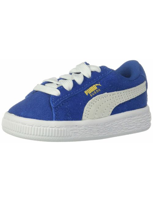 PUMA Unisex - Kids' Suede Classic Sneaker