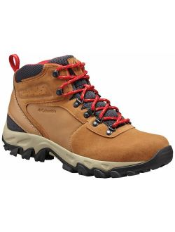 Men's Newton Ridge Plus Ii Suede Waterproof Boot, Breathable With High-traction Grip Hiking