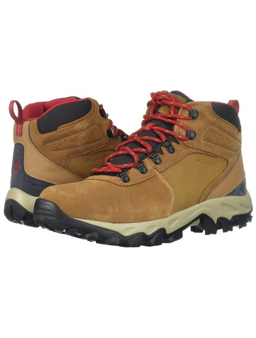 Columbia Men S Newton Ridge Plus Ii Suede Waterproof Boot Breathable With High Traction Grip Hiking Topofstyle