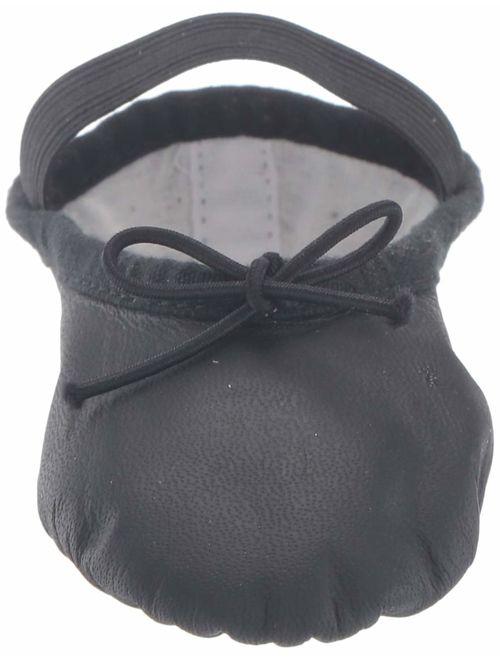 Bloch Girls Dance Dansoft Full Sole Leather Ballet Slipper/Shoe,