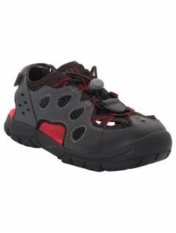 Jack Wolfskin Titicaca Low Kid's mesh Sandals with Toe Protection Sport