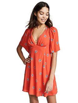 Women's Mockingbird Mini Dress