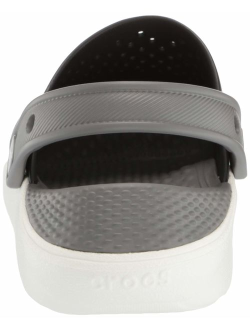 Crocs Kids Literide Clog | Casual Athletic Shoe for Toddlers, Boys, and Girls