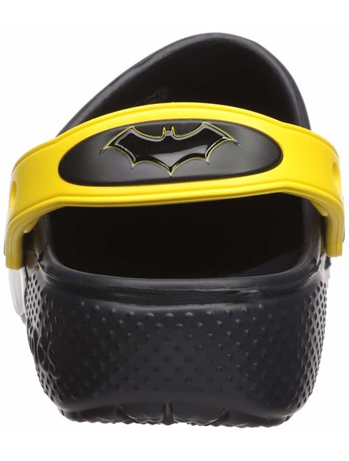 Crocs Kids' Boys and Girls Iconic Batman Clog