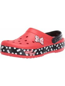 Women's Crocband Disney Minnie Mouse Dots Clog