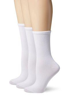 Women's Comfortsoft Crew Socks 3-pack