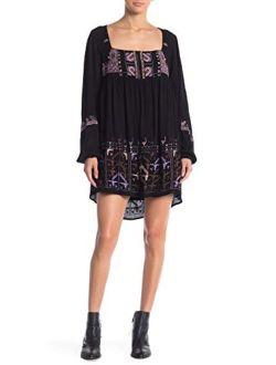 Rhiannon Embroidered Dress